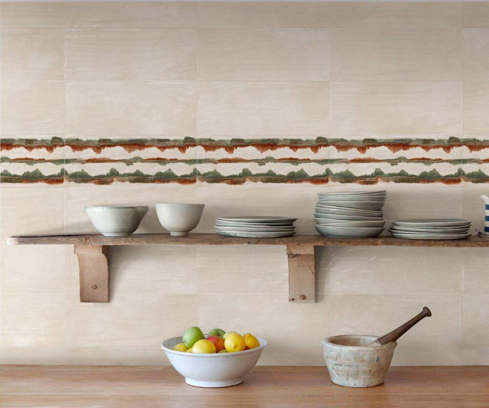 Mayolica Cucina 20x50-0