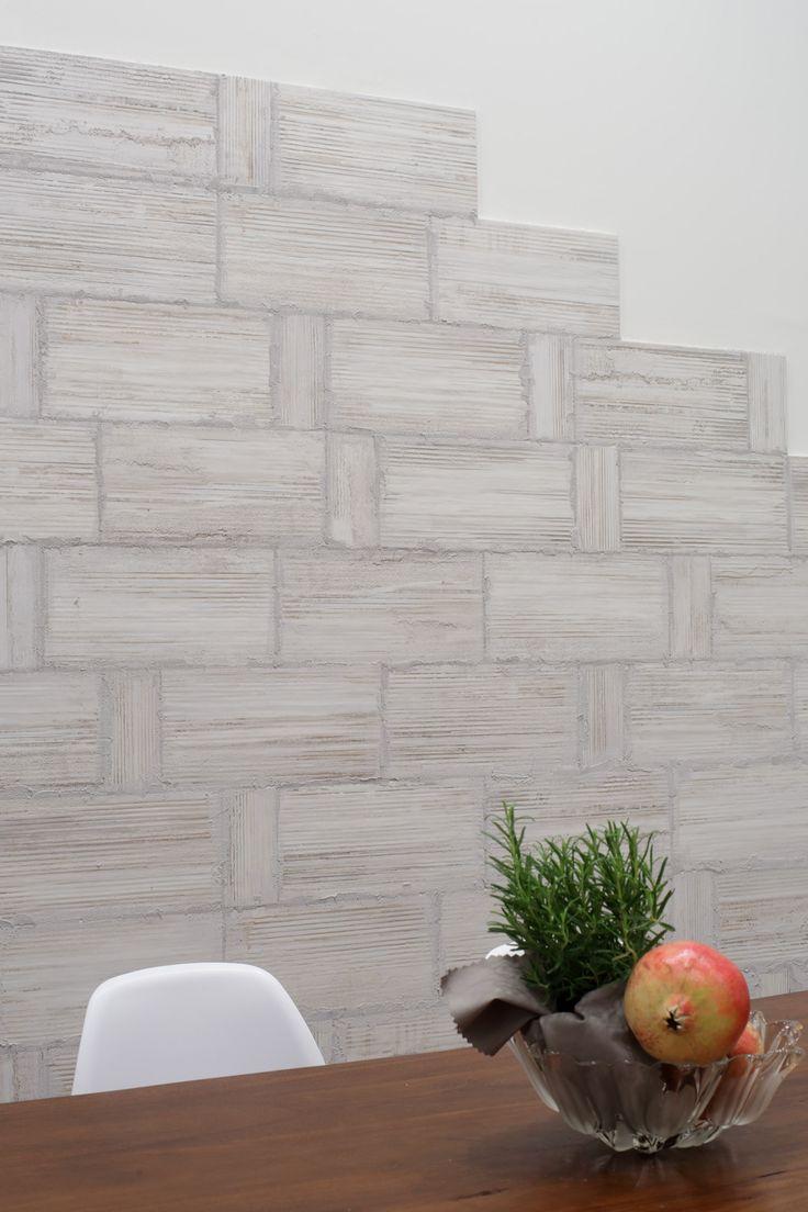 Matone Forato Bianco 20x40 Cucina-0