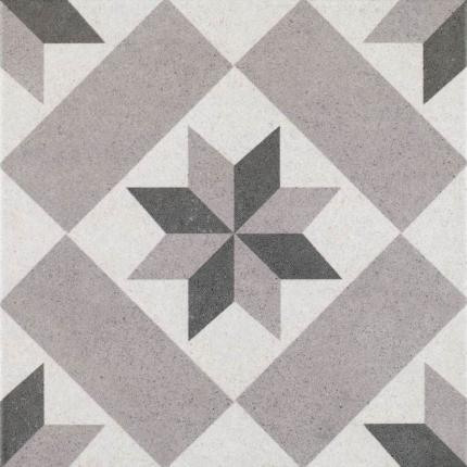 Star Grey 25x25-0